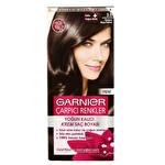 Garnier Natural Çarpıcı Renk 3,0 Koyu Kahve