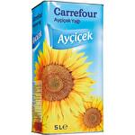 Carrefour Ayçiçek Yağı 5000 ml