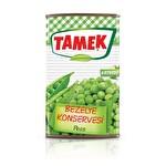 4200 g Tamek Bezelye Konserve