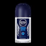 Nivea Fresh Roll-On Deodorant 50 ml Erkek