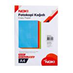 Noki A4 5 Renk Fotokopi Kağıdı 80 g 100'lü