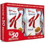 Kellogg's Special K Sade 450 g 2. %50 İndirimli