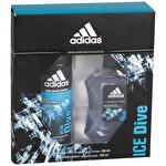 Adidas Ice Dive EDT+ Deodorant Set