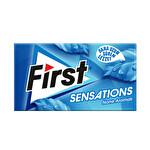 First Sensations Sakız Keskin Nane Aromalı 27 g