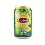 Lipton IceTea Yeşil Çaylı Limon 330 ml