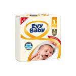 Evy Baby Bebek Bezi Yenidoğan Jumbo 60'lı