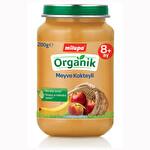 Milupa Organik Meyve Kavanoz Maması Kokteyli 200 g
