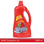 Woolite Hassas Çamaşır Deterjanı 3000ml Renkliler İçin