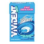 Vivident Full Fresh Nane Aromalı Sakız 22 g Box