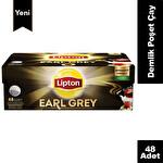 Lipton Earl Grey Demlik Poşeti 48'li 153 g