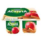 Activia Elma & Tarçın 4x110 g