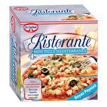 Ristorante 4'lü Mini Pizza Mediterranea
