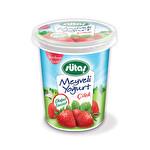 Sütaş Meyveli Yoğurt Çilekli 500 gr