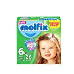 Molfix Eko Extra Large 6 Numara