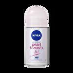 Nivea Pearl & Beauty Roll-On Deodorant 50Ml Kadın