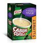 Knorr Çabuk Çorba Kremalı Tavuk- 5 al 4 öde