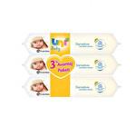 Uni Baby Sensitive 3'lü Islak Havlu