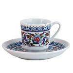 Kütahya Porselen Topkapı Fincan Takımı 12 Parça