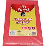 Bu-Bu Eva 10 Renk A4 2mm