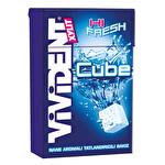 Vivident Cube Fresh Nane Aromalı Sakız  21 G