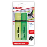 Edding 2'li Sarı+Yeşil Fosforlu Kalem
