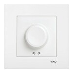 Viko Karre R Dimmer Rl 600W - Beyaz