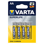Varta Superlife 4xAA Kalem Pil