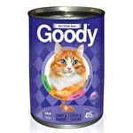 Goody Ciğer-Tavşan Kedi Maması 415 g