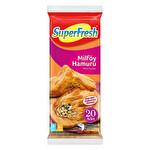 Superfresh Milfoy Hamuru 1 kg