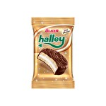 Ülker Halley Çikolata Kaplamalı Bisküvi 30 g