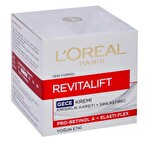L'oreal Paris Plenitude Revitalift Gece Kremi 50 ml