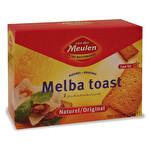 Van Der Meulen Melba Toast Round - (Yuvarlak) 100 g