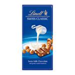 Lindt Swiss Crisp M.Hazelnut Çikolata 100 g