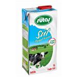 Sütaş Yağlı Süt 1 lt