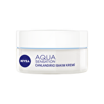 Nivea Yüz Bakım Aqua Sensatıon Canlandırıcı Yüz Bakım Kremi 50Ml
