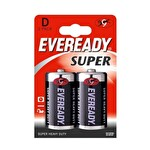 Eveready Super Pil D 2'li