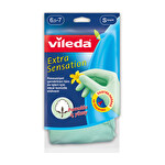 Vileda Extra Sensation Eldiven (Büyük)