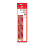 Faber Castell Kırmızı Mavi Yeşil Kalem 4'lü