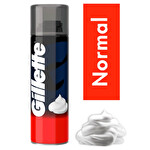 Gillette Tıraş Köpüğü Normal 200 ml