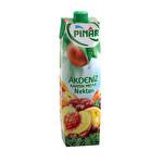 Pınar Meyve Suyu Akdeniz Kokteyli 1 lt