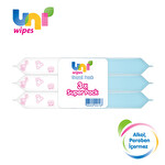 Uni Wipes Travel Pack 3'lü