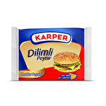 Karper Cheddarlı Dilimli Peynir 200 g