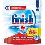 Finish Hepsi 1 Arada Bulaşık Deterjanı Oxi Tablet 65'li