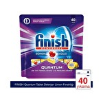Finish Quantum Limon Tablet 40'lı