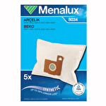 Menalux 8034 Süpürge Torbası