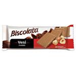 Biscolata Veni Fındıklı Gofret 50 g