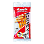 Wilkinson Pronto Tek Bıçaklı 5'li Poşet