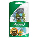Wilkinson Xtreme3 Sensitive Tıraş Bıçağı 4'lü