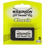 Wilkinson Classic Yedek Bıçak 5'li