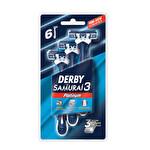 Derby PRO3 Blisterli 6'lı